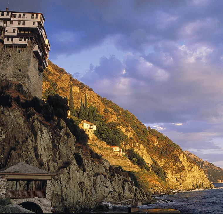 Mount of Athos